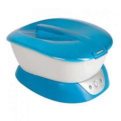 HoMedics® ParaSpa® Plus Paraffin Bath, Blue/White (PAR-350)