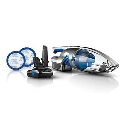Hoover® Air™ Cordless Handheld Vacuum, Gray/Blue (BH52160PC)
