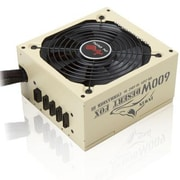 Inwin HASWELL Ready Active PFC Power Supply, 600 W, for ATX12V v2.31/EPS12V v2.92 Motherboard (COMMANDER III 600W)