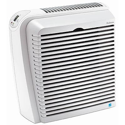 Holmes™ Medium Allergen Remover Air Purifier Console with True HEPA Filter, White (HAP726-NU)