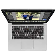 KB Covers LR-M-CC-2 Laptop Skin for MacBook/MacBook Air/MacBook Pro, Black