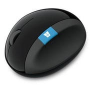 Microsoft 5LV00001 USB Wireless BlueTrack Mouse, Black