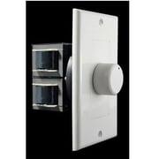 OSD Audio® SVC100 100 W Knob Style Volume Control, White/Ivory/Almond