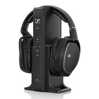 Sennheiser RS 175 Wireless Headphone System, Black