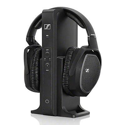 Sennheiser RS 175 Wireless Headphone System, Black