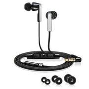 Sennheiser CX5.00i In-Ear Headset with Mic, Black