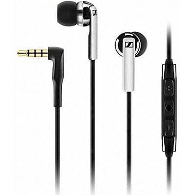 Sennheiser CX2.00i In-Ear Headset with Mic, Black