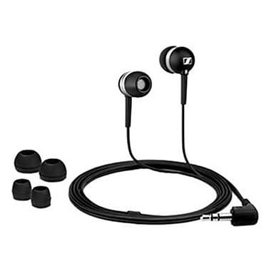 Sennheiser CX3.00 In-Ear Headset, White