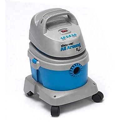 Shop-Vac® AllAround® Portable Wet/Dry Vacuum, Gray/Blue (5895100)