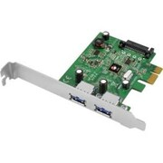SIIG® 2-Port USB 3.1 PCIe Host Adapter (JUP20B12S1)