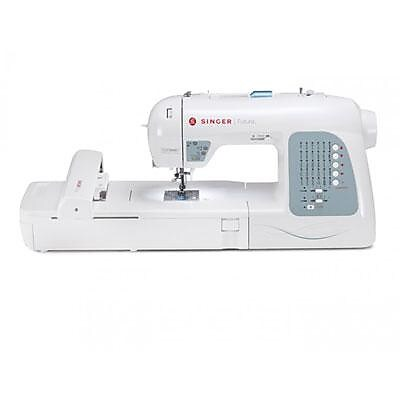 Singer® Futura™ XL-400 Computerized Sewing and Embroidery Machine (XL400.CL)