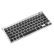 SMK-Link RXT60004201F Blu-Link Multi-Host Bluetooth Keyboard for Computer/Tablet