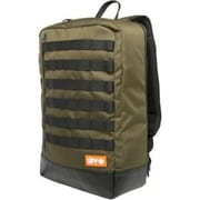 "Spy Collective Drifter Olive Polyester Molle System Backpack for 15"" MacBook Pro (YA5001P)"