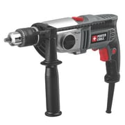 "Porter Cable® Variable Speed Reversing 2 Speed Hammer Drill, 1/2"" (PC70THD)"