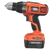 Black & Decker™ 2 Speed SmartSelect Cordless Drill/Driver, 12 V (SS12C)