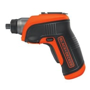 Black & Decker™ Lithium Ion Rechargeable Screwdriver, 4 V (BDCS30C)