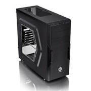 Thermaltake® Versa H22 Window Mid-Tower Computer Chassis, 9xBay, for Micro ATX/ATX Motherboard (CA-1B3-00M1WN-00)