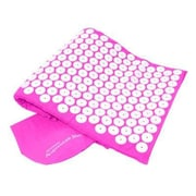 Trimax Sports Zenzation Athletics Acupressure Mat and Carry Bag, Pink (WTE10452)