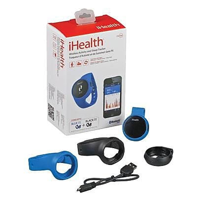 Veridian Healthcare iHealth® Wireless Activity and Sleep Tracker (AM3)