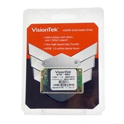 VisionTek® 900613 480GB mini SATA III Internal Solid State Drive