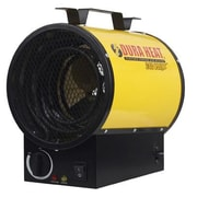 World Marketing Dura Heat® 4000 W Electric Forced Air Heater, Yellow (EUH4000)