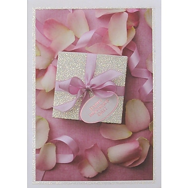 Rosedale Happy Mother's Day Greeting Card, Present, 12/Pack, (39956)