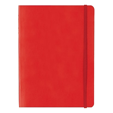 Letts® - Cahier de notes Edge, rouge (LEN5ERRD)