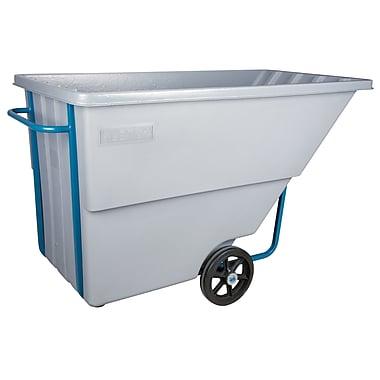 Kleton Polyethylene Dump Trucks, Standard, 1.1 cu. yd.