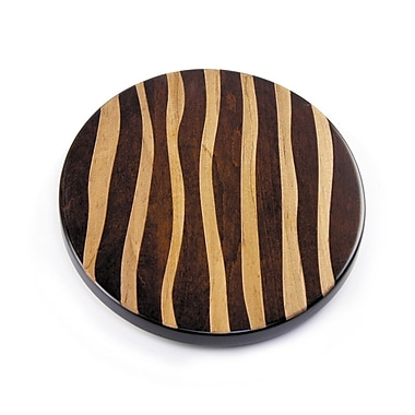 Martins Homewares Artisan Woods Wavy Stripe Trivet