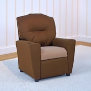 kangaroo trading company Kids Recliner w/ Cup Holder