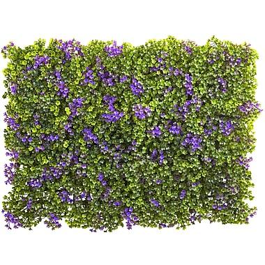 Nearly Natural Clover Mat Grass (Set of 12)