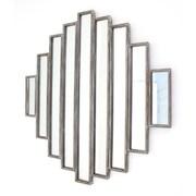 Teton Home Plate Metal Accent Wall Mirror