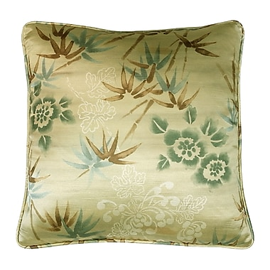 R&MIndustries Karakum Bamboo Throw Pillow