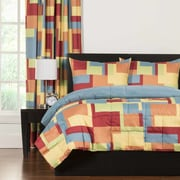Crayola Crayola Paint Box Comforter Set; Full/Queen