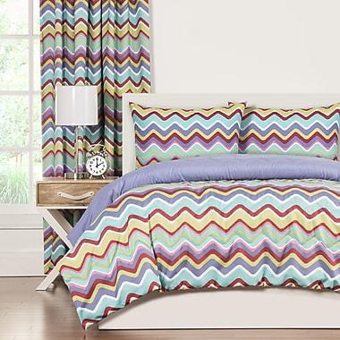 Crayola Crayola Mixed Palette Comforter Set; Full/Queen
