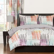 Crayola Crayola Stroke of Genius Comforter Set; Full/Queen