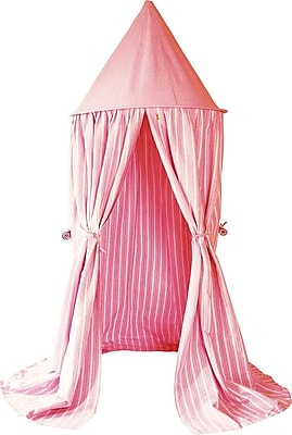 Win Green Hanging Play Tent; Rose