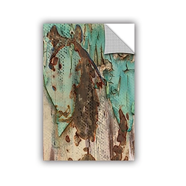 ArtWall Eco Horse by Irena Orlov Wall Mural; 24'' H x 16'' W x 0.1'' D