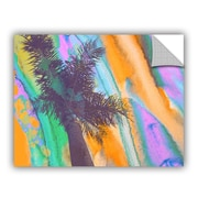 ArtWall California Sunset 2 by Irena Orlov Wall Mural; 18'' H x 24'' W x 0.1'' D