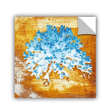 ArtWall Coral Impressions by Irena Orlov Wall Mural; 14'' H x 14'' W x 0.1'' D