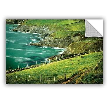 ArtWall Sea Green by Dennis Frates Wall Mural; 32'' H x 48'' W x 0.1'' D
