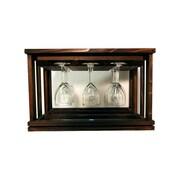 Wine Cellar Mini Stack Series Tabletop Wine Glass Rack
