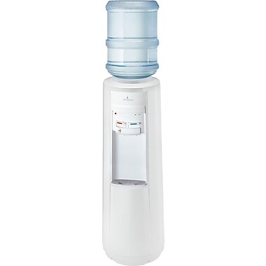 vitapur Free-Standing Hot and Cold Water Cooler; White