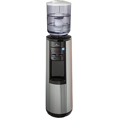 vitapur Top loading Free-standing Hot and Cold Water Cooler; Stainless Steel