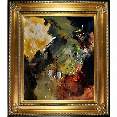Tori Home Ledent - Abstract 665021 Framed Painting Print