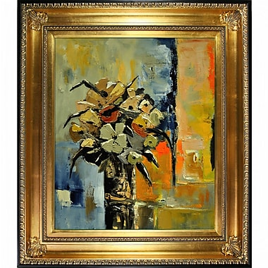 Tori Home Ledent - Still Life 562111 Framed Painting Print