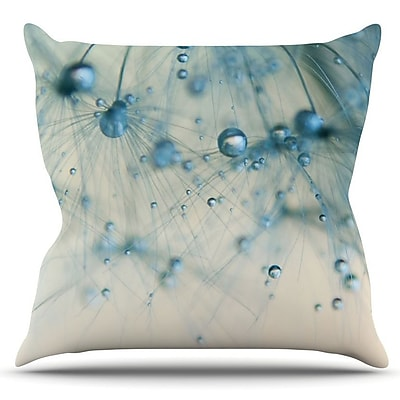KESS InHouse Pearls by Ingrid Beddoes Outdoor Throw Pillow
