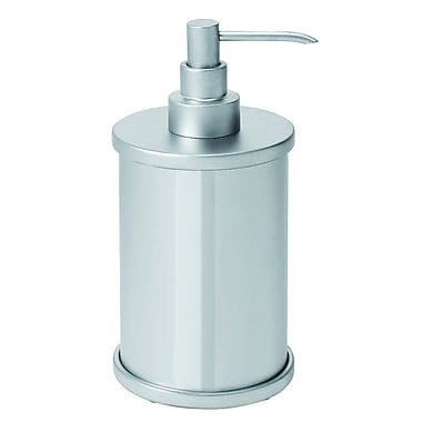 Valsan Scirocco Liquid Soap Dispenser; Chrome