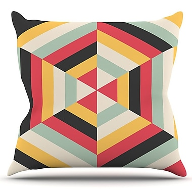 KESS InHouse On Call by Danny Ivan Outdoor Throw Pillow