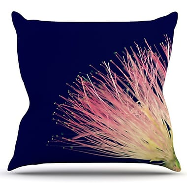 KESS InHouse Oh Happy Day by Robin Dickinson Outdoor Throw Pillow